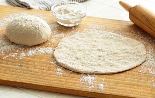 Ricetta base impasto per pizza pate pizza тесто для пиццы