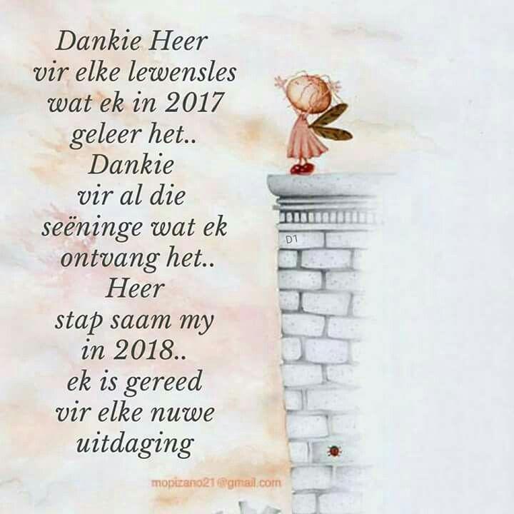 Idea by Esme Duvenhage on Nuwejaar | Christian new year ...