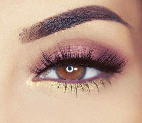 Pin De Rock And Roll Ballerina En Beauty Sombras De Ojos Maquillaje Ojos Dorados Maquillaje Ojos Marrones