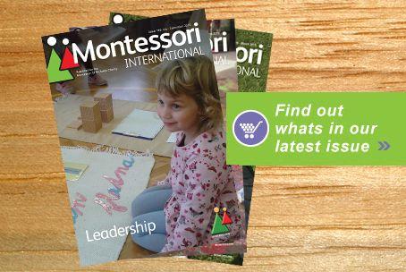 montessori magazine