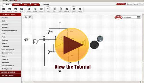 Block, Icon, System diagrams creator - View Scheme-it Tutorial ...