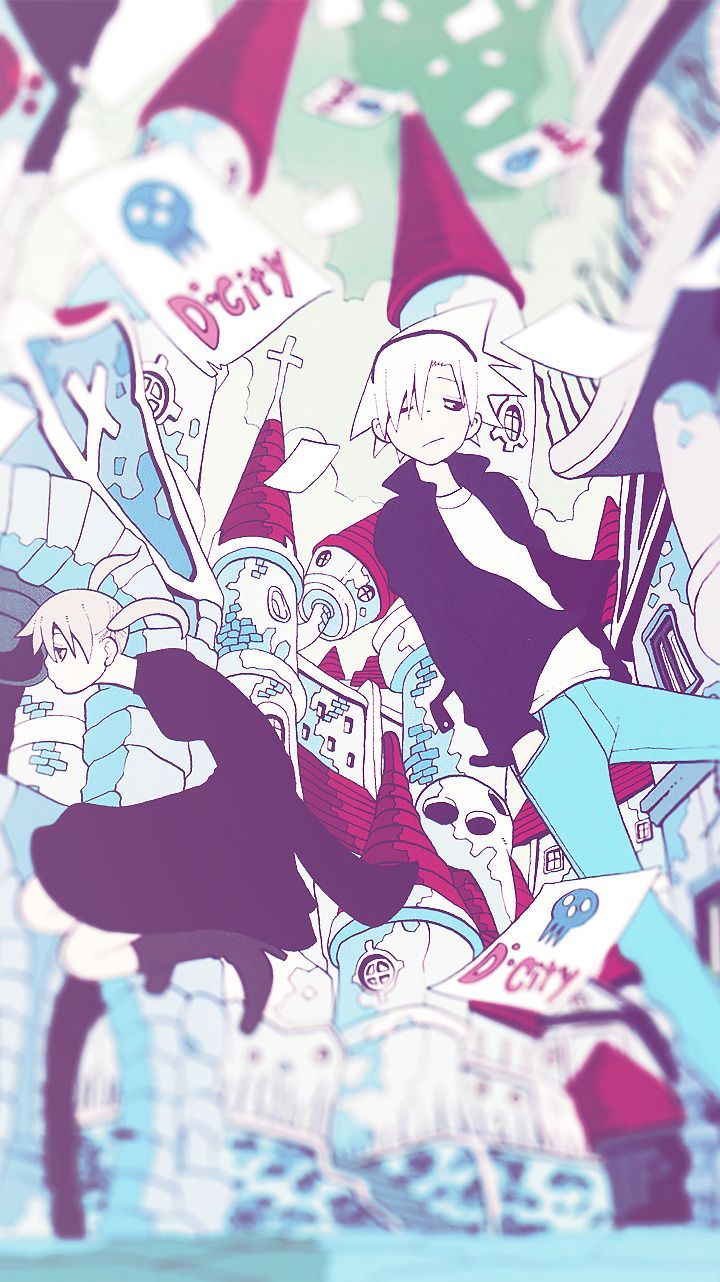 Soul Eater Iphone Wallpaper Group Pictures(53+) Soul