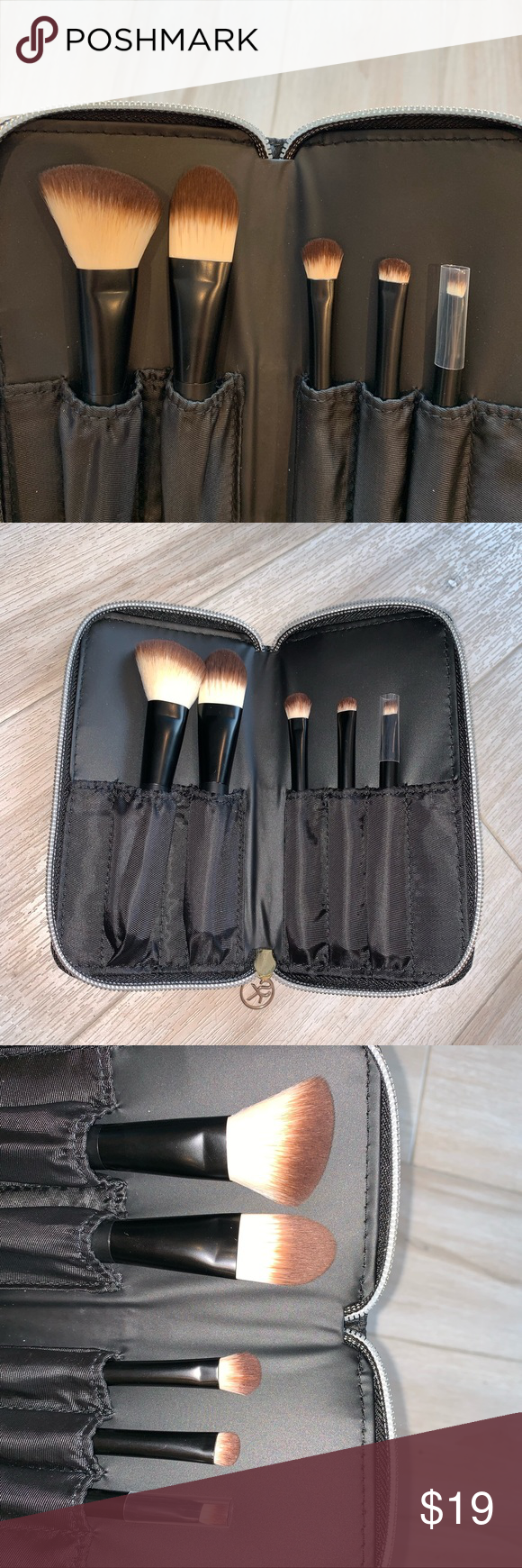 Travel Brush Set NWT Travel brushes, Sephora makeup
