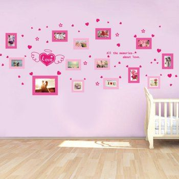 wall stickers | wall decals & murals cheap online sale | dresslily