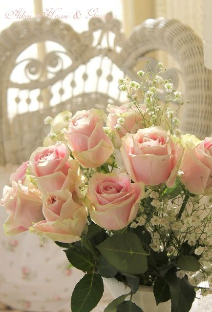 Romantic Birthday Images For Girlfriend What Woman Doesnt Love Pink Roses