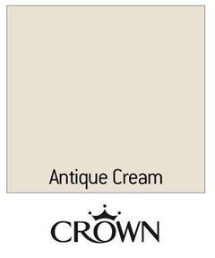 Crown Antique Cream Crown Paint Colours Cream Paint Colors Crown Paints