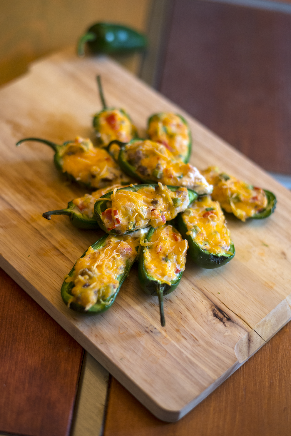 Fit&Festive Recipe: Jalapeño Poppers Recipe | Medifast Weight Loss ...