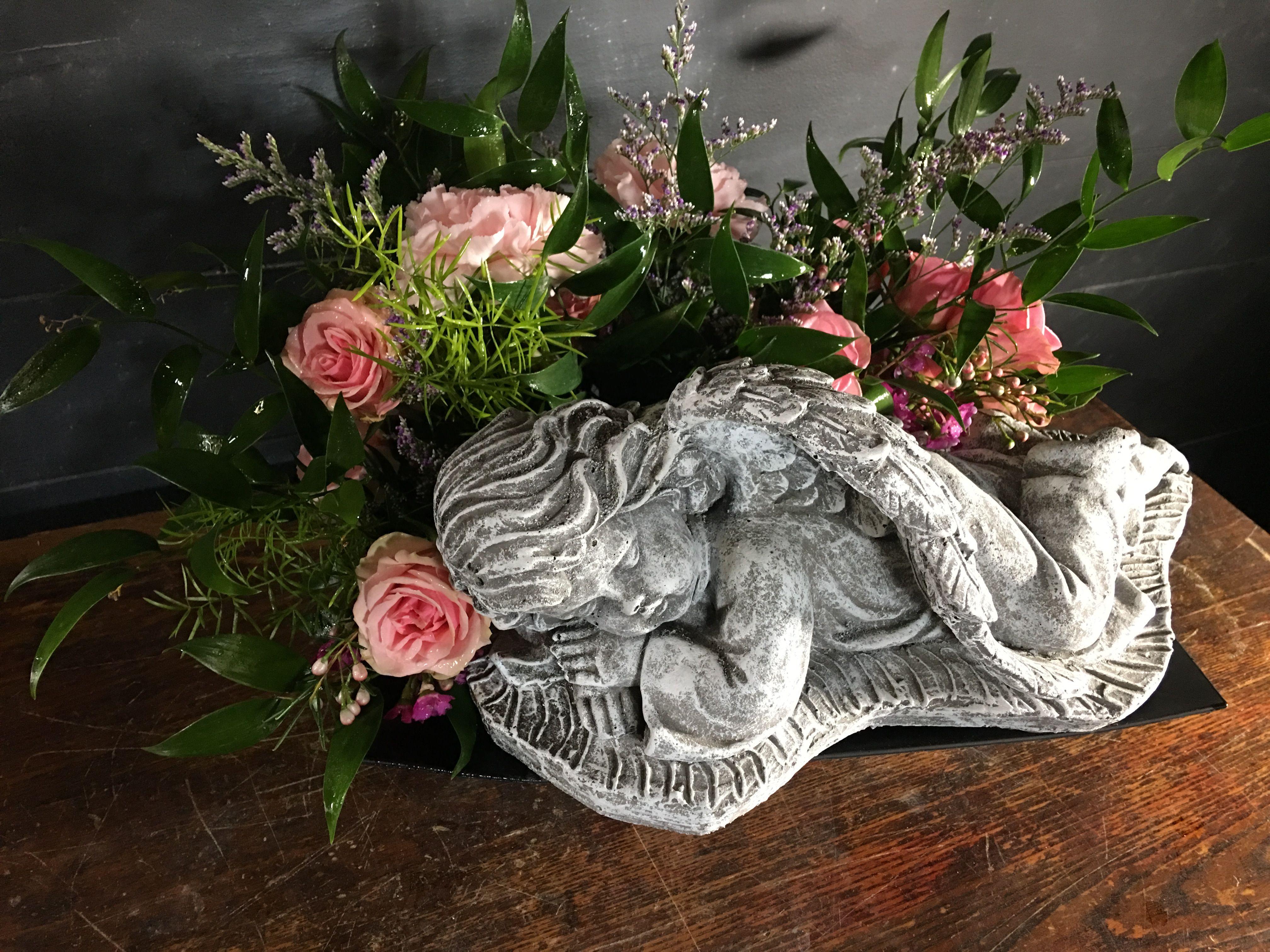 Resting angel memorial tribute heart n home pinterest resting angel izmirmasajfo