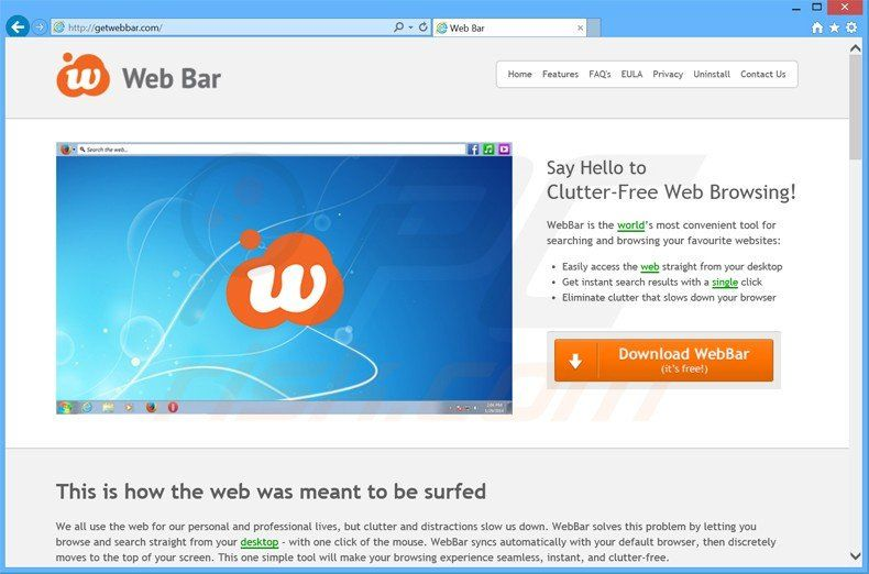 Adware . safety bar removal tool 1.0 peugullock