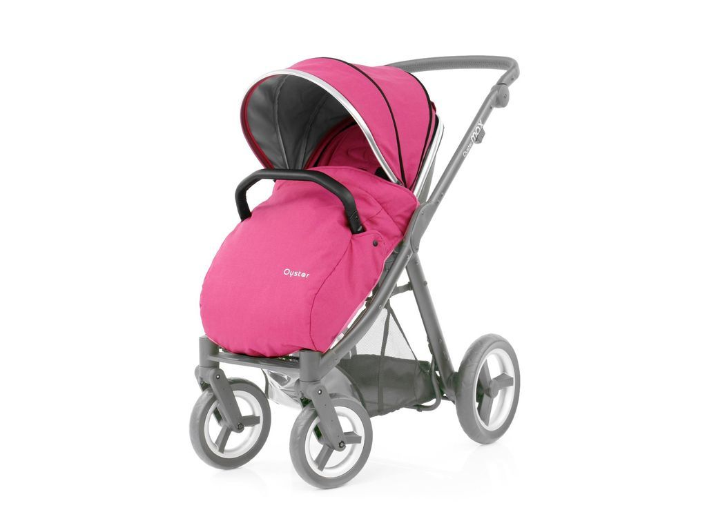 BabyStyle Oyster 2//Max Carrycot Colour Pack Wow Pink