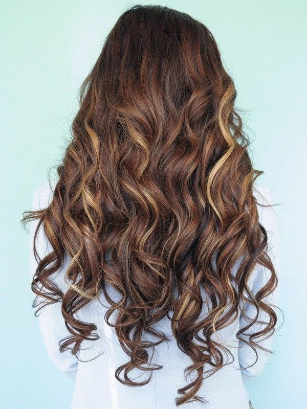 """Details Hair Color:3#(80%) with highlights (30#, 10%)&(27A#, 10%) Hair Length: 22inches-220g Hair Quality: 100% Indian Human Hair extensions Heat Friendly: Yes Texture: Straight(Silky) Product Description: Avg. Product Life:exceeds 1 year Wefts:8 Pieces Clips:18 Contents: one 8"""" wide wefts(4 clips) one 7""""READ MORE"""