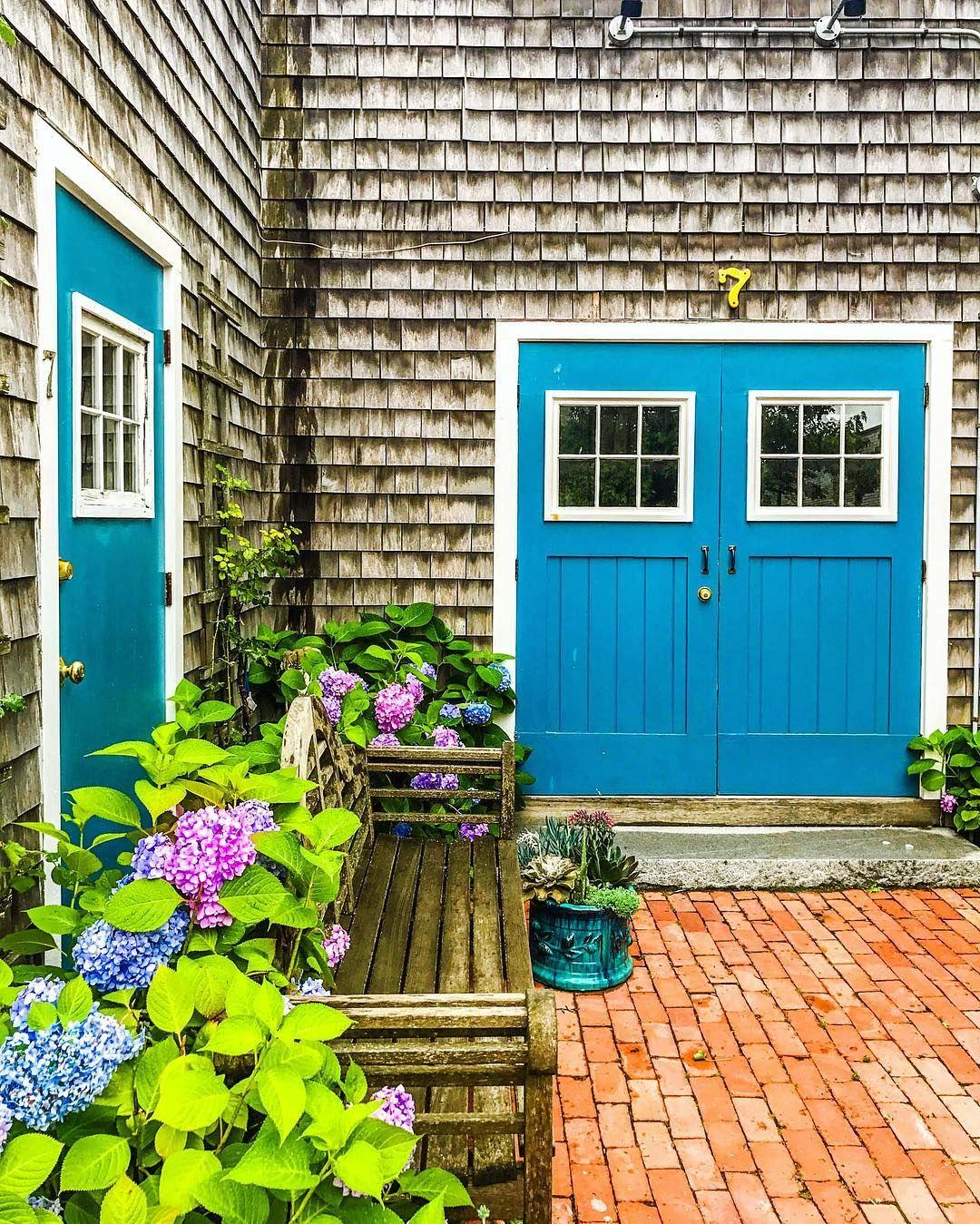 Kawaii Island Go Vacation: Hydrangea Heaven And Cute Corners Of Nantucket
