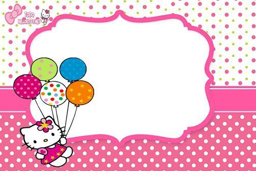 Etiquetas De Hello Kitty 4 Jpg 503 336 Hello Kitty Invitations Hello Kitty Birthday Hello Kitty Party