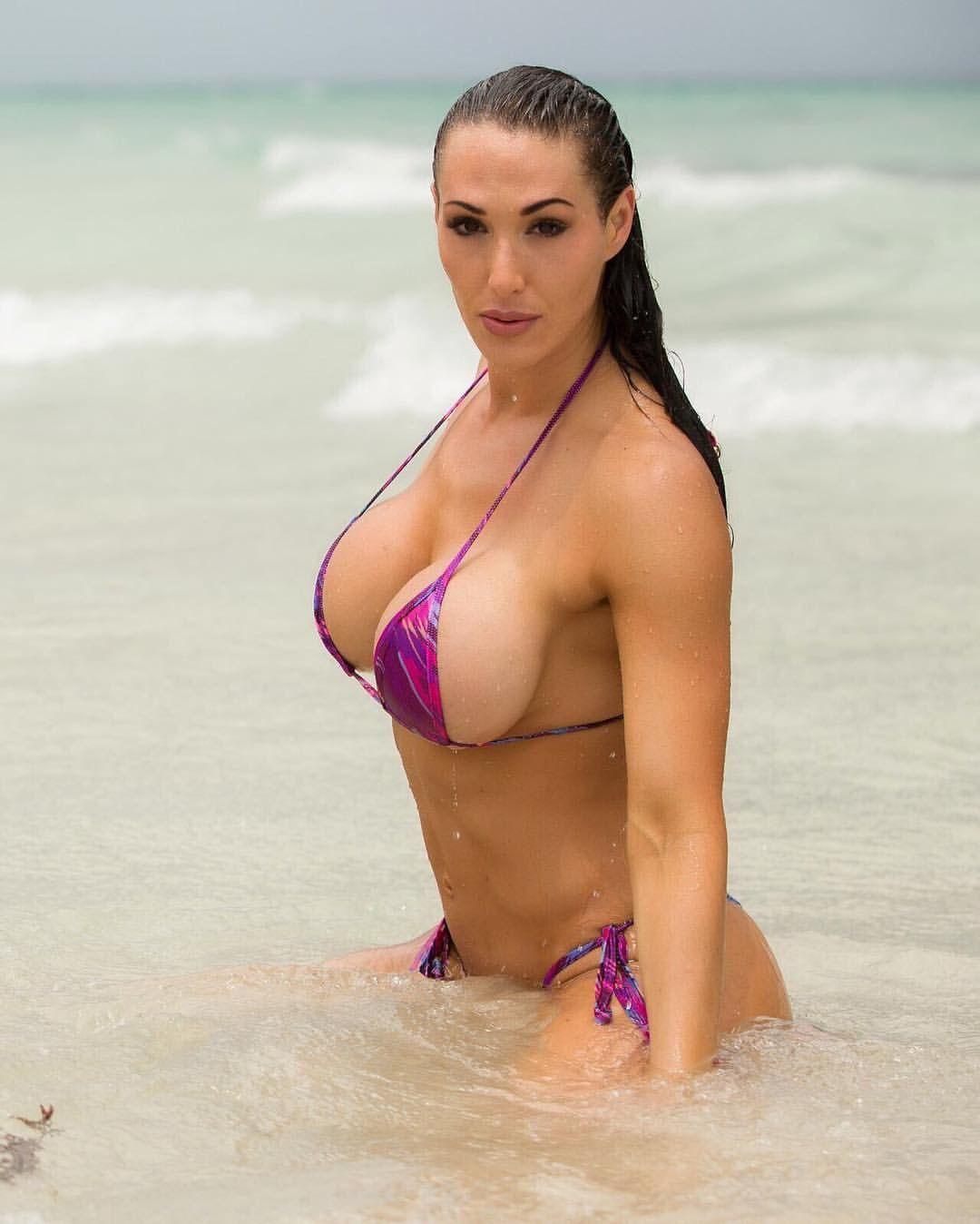 e3cc9afa4f Gia Marie Macool Beach Bunny, Stunning Women, Bahama Mama, Sexy Bikini,  Bikini