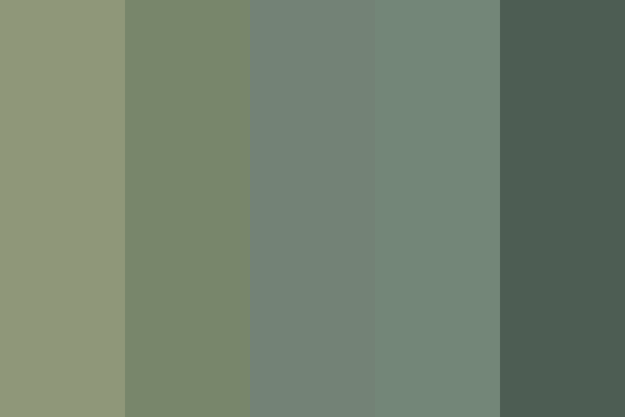 Sage Green Color Palette Sage Green Paint Color Sage Green Paint Green Colour Palette