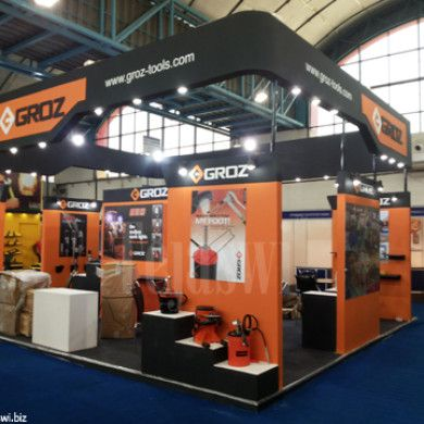 Exhibition Stall In Pune : Cii tools & hardware exhibition stall design cii tools & hardware
