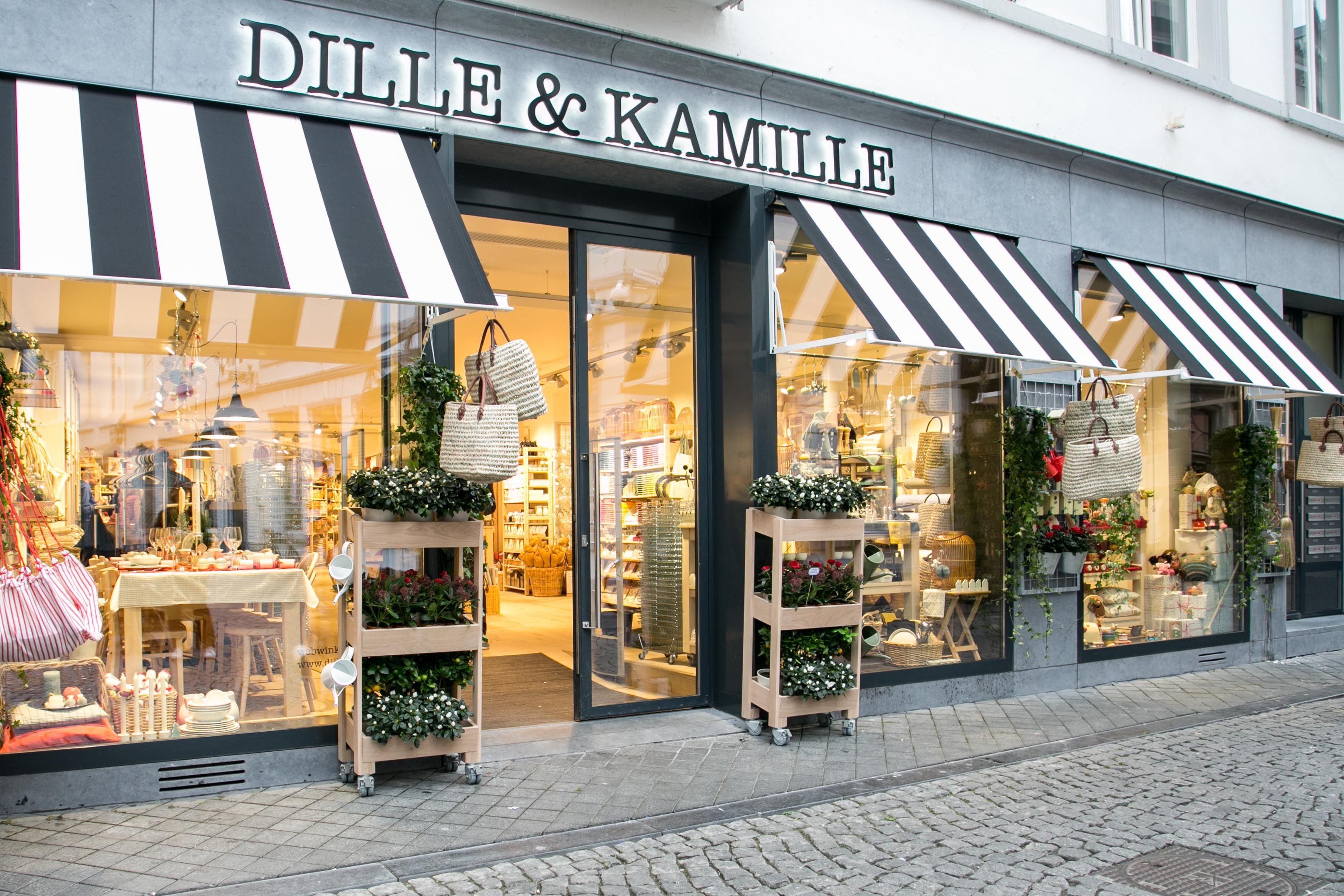 Dille Kamille Amsterdam Dille And Kamille Maastricht Our Shops In The Netherlands