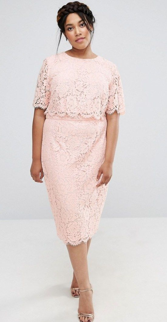 27 plus size wedding guest dresses with sleeves wedding for Size 12 dresses for wedding guests