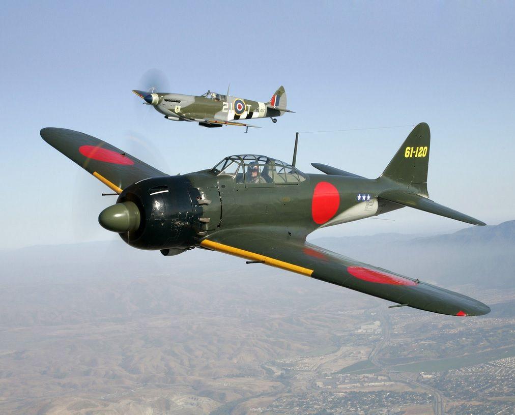 ゼロ戦 Zero Fighter Plane 零式艦上戦闘機 零式艦上戦闘機 ゼロ戦