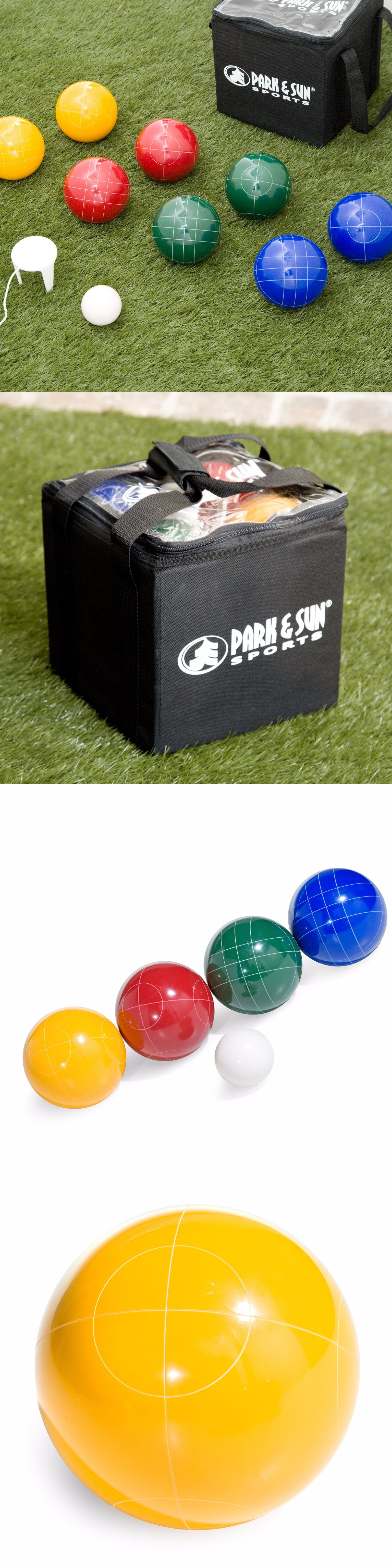 bocce ball 79788 bocce ball set lawn games for kids adults