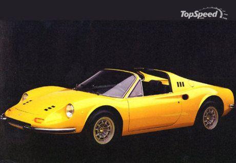 2018 Ferrari Dino Vintage Sports Cars Ferrari Car Ferrari