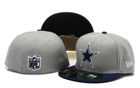 657018f7c6d Dallas Cowboys 59 Fifty Fitted Topped up Grey Denim Hat