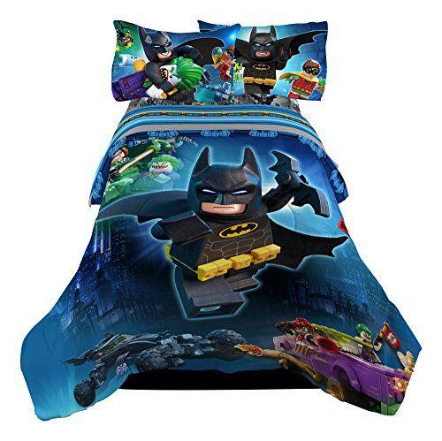 Lego Batman No Way Brozay Twin Sheet Set Batman Lego Bedroom Comforters