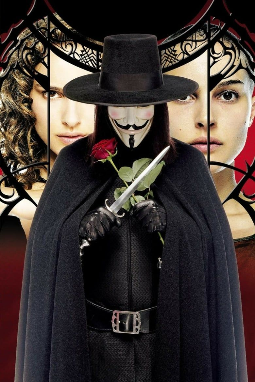 V For Vendetta P E L I C U L A Completa 2006 Gratis En Espanol Latino Hd Vforvendetta Completa Pelicul V For Vendetta Vendetta Full Movies Online Free