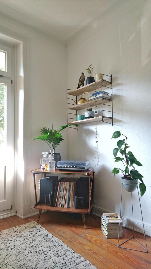 Community Mitglied Fabienne Zeigt Uns Ihr Vintage Wohnzimmer Living