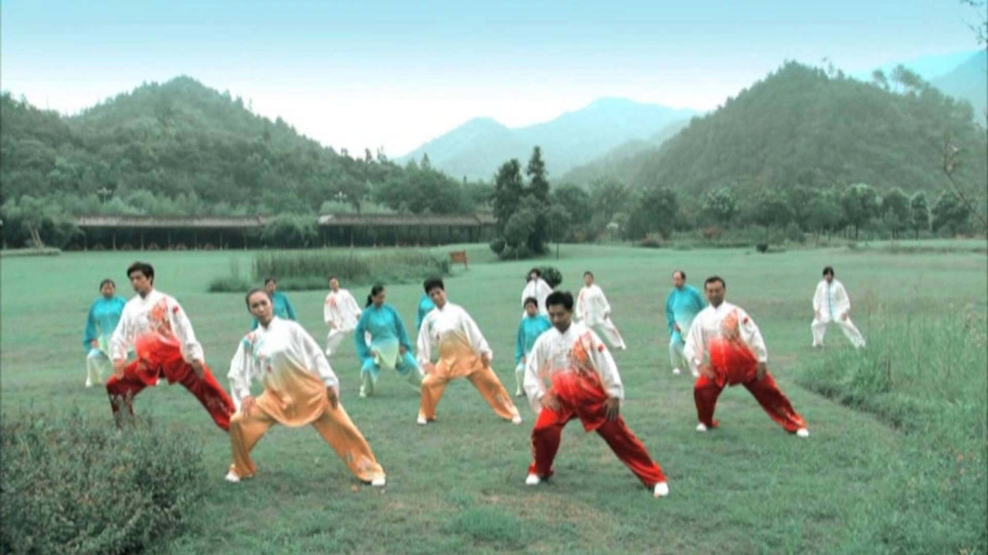 Health Qigong Ihqf Chqa Tai Chi Qigong Qigong Chi Kung
