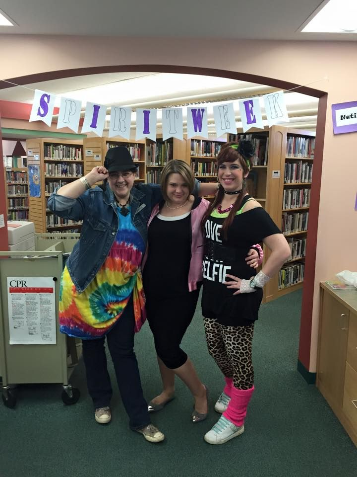 Decade Day with Miss K, Miss Q and Miss S!!