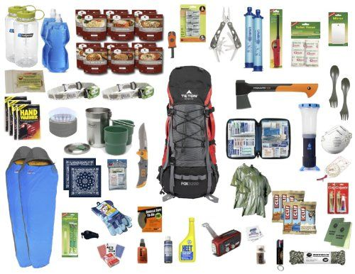 2 Person Emergency Kit Bag Bug Out Survival Earthquake OuttaGEAR Amazon Dp B00C7EXBKI Refcm Sw R Pi S0ZEtb0C5VYJ8YJ1