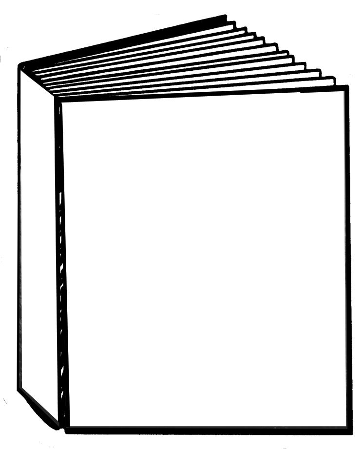 Book Cover Template Clipart ~ How to draw a closed book google search its in