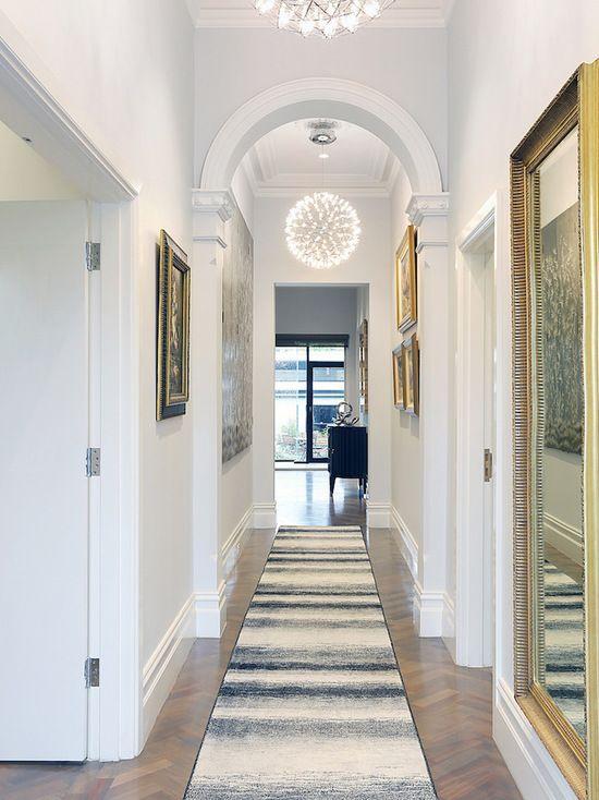 Victorian hallway uk home design ideas renovations  photos also rh pinterest