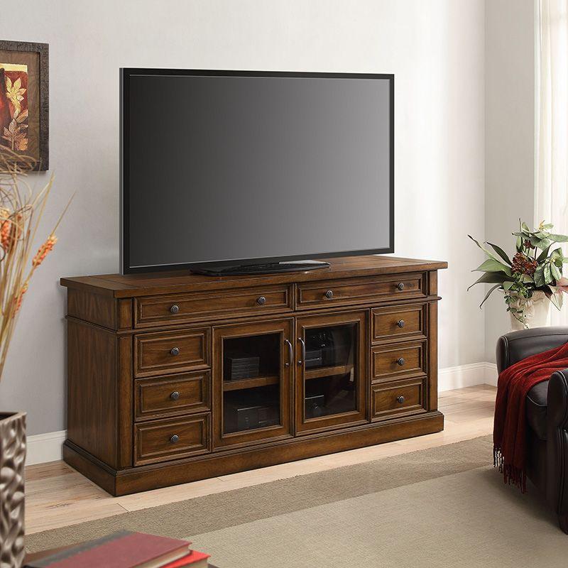 Bayside Furnishings Derring Consola Para Tv Decoracion Hogar Decoracion De Unas Hogar