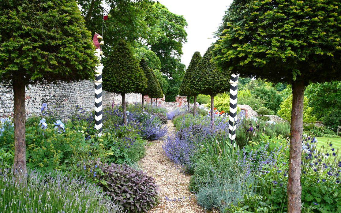 Designs Made By Arne Maynard Garden Planner Garden Design Purple Garden