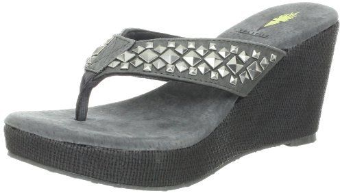 6510f1dfe1e Volatile Women s Giza Wedge Sandal on shopstyle.com