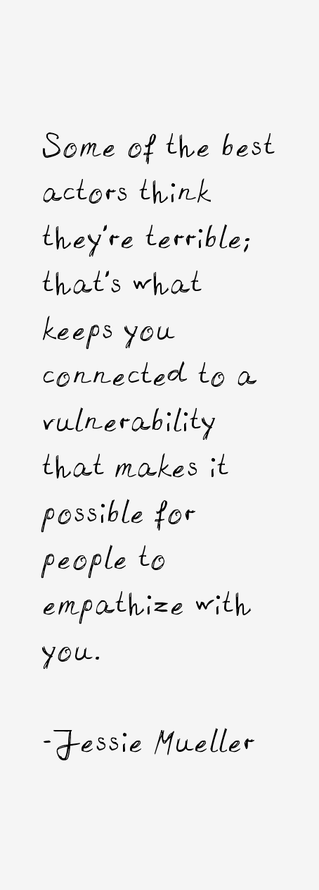 Jessie Mueller Quotes. QuotesGram by @quotesgram