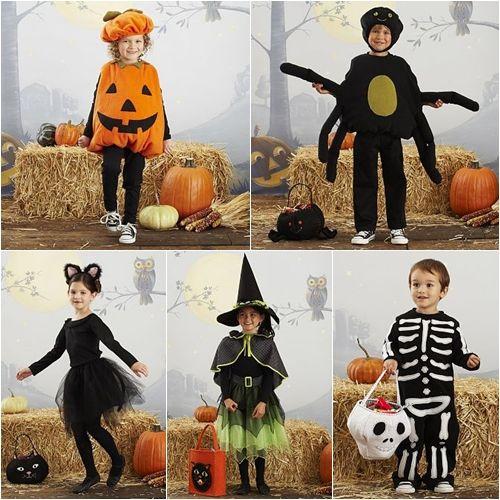 Necesitas un disfraz infantil para Halloween Es fcil hacer