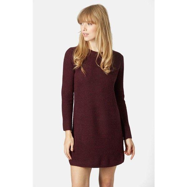 be83b5a7df Women s Topshop Rib Knit Sweater Dress