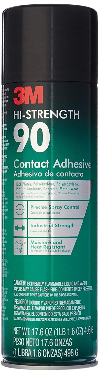 3m High Strength 90 Contact Spray Adhesive 17 6 Ounces Visit The Image Link More Details This Is An Affiliate In 2020 Spray Adhesive Adhesive Contact Adhesive