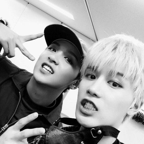 Haechan 해찬 and Taeil 태일 - NCT 엔씨티 NCT 127