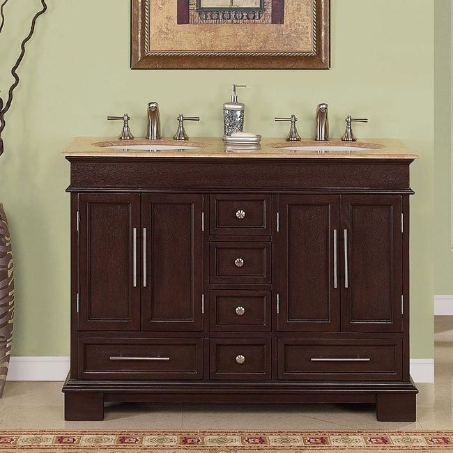 48 Inch Bathroom Vanity Rustic