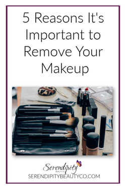 5 reasons it's important to remove your makeup beauty