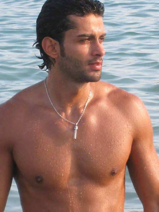 Sexy arab gay men