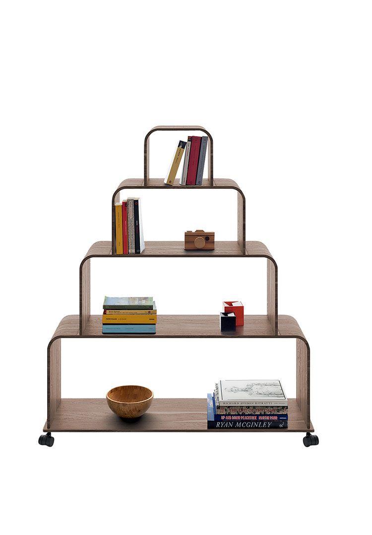 Librerie Piccole Moderne.20 Piccole Librerie Dal Design Moderno Librerie Design