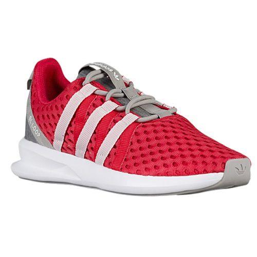 Footwear//Sneakers 6.5 adidas WOMENS SL LOOP RACER SNEAKER Red
