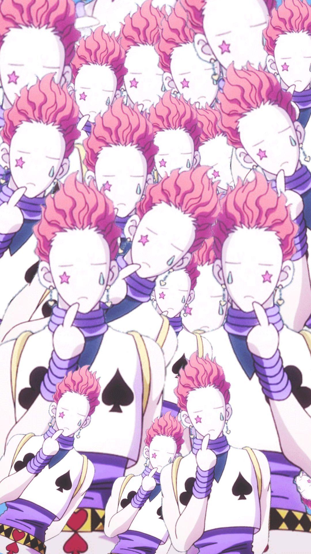 ᶠᵒⁿᵈᵒˢ ᵈᵉ ᵖᵃⁿᵗᵃˡˡᵃ Hunter Anime Hunter X Hunter Anime