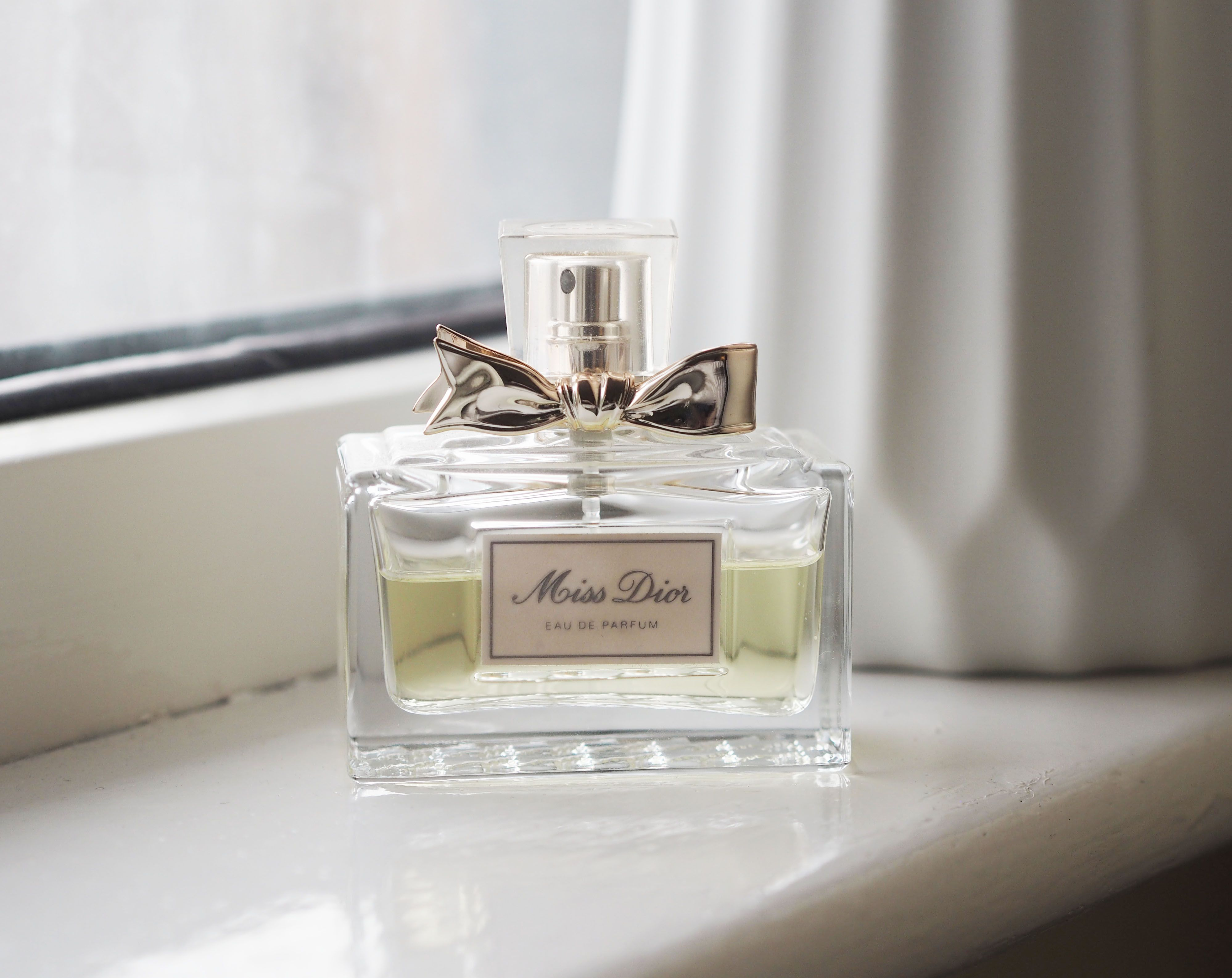 Beautiful Floral And Aromatic Scent From Miss Dior Reviewed On My