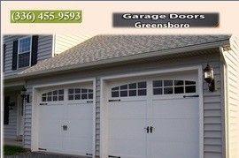 Garage Door Spring Repair Call Us 336 455 9593